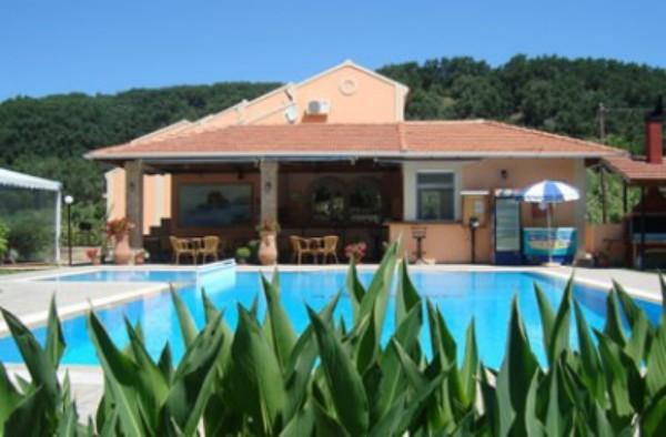 The Pool at Nikos